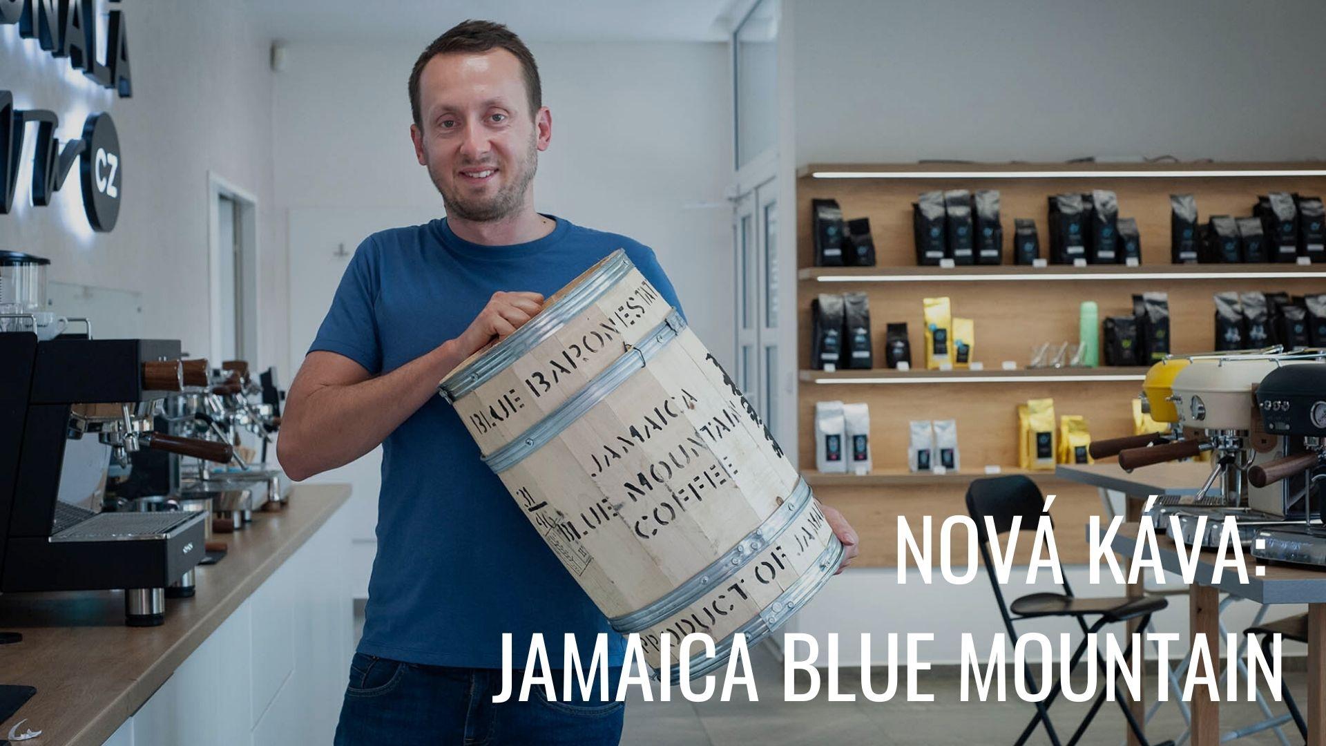 Limitovaná edice Jamaica Blue Mountain