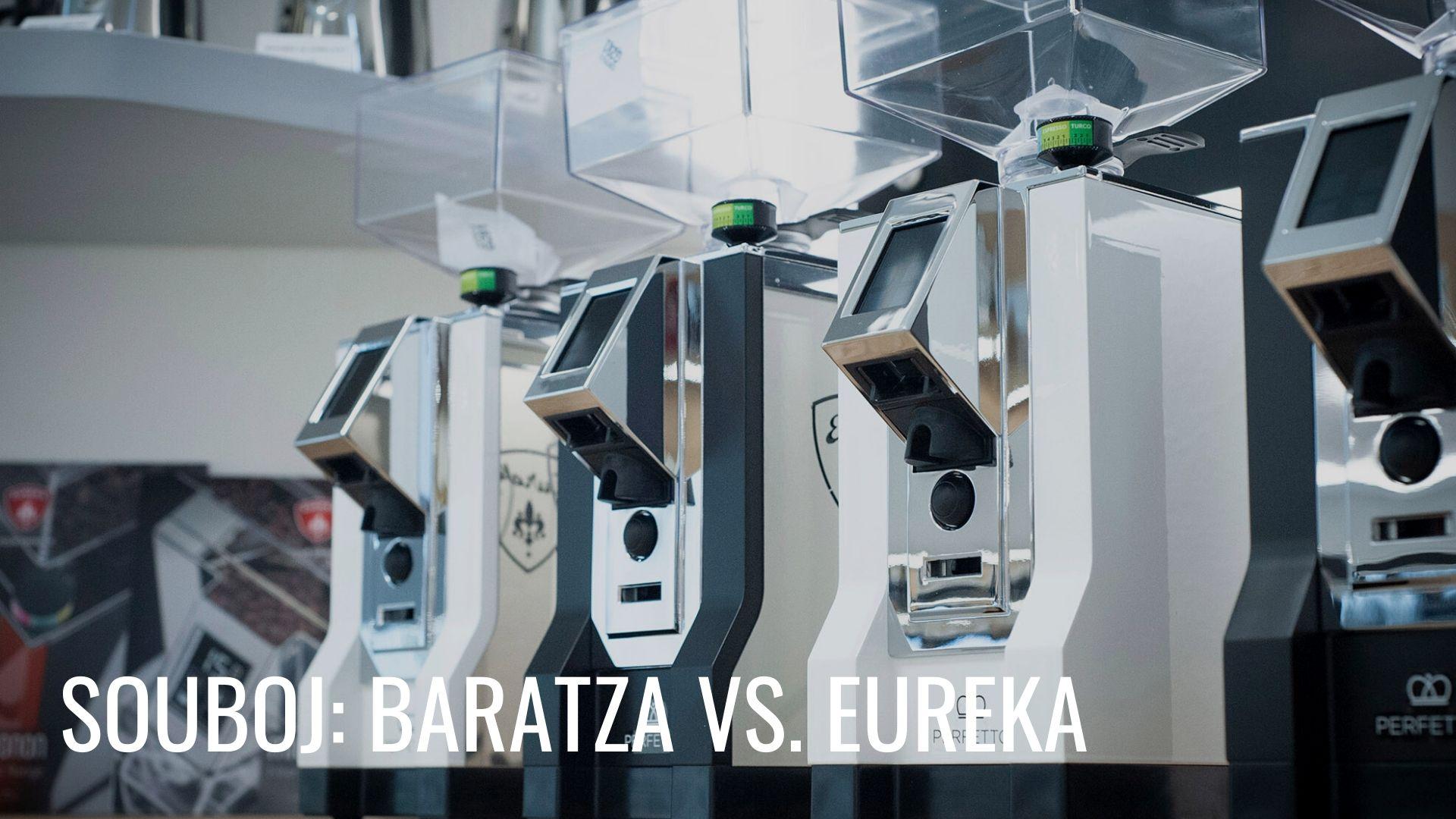 Souboj mlýnků: Baratza Sette vs. Eureka Mignon