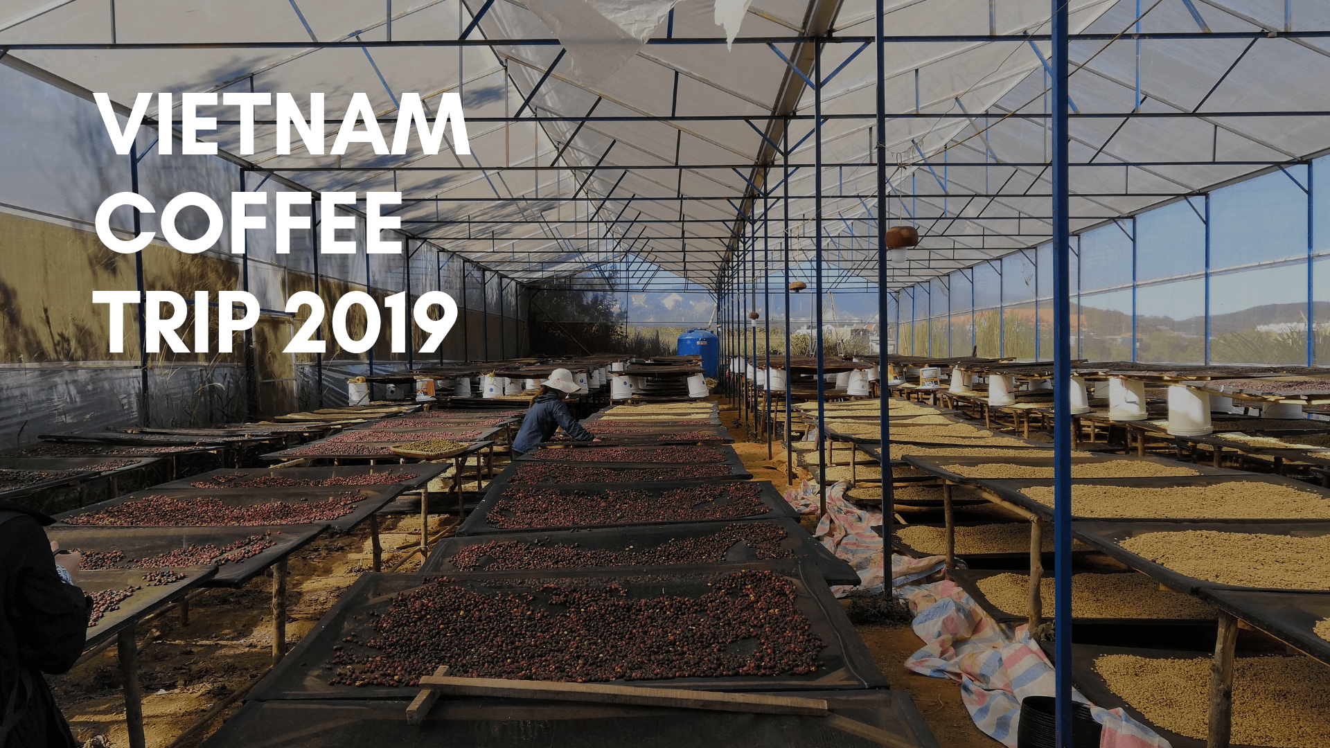 Vietnam Coffee Trip 2019
