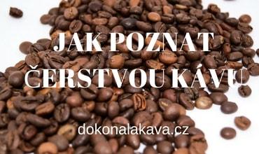 VIDEO: Jak poznat čerstvou kávu