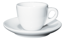 Porcelán na kávu