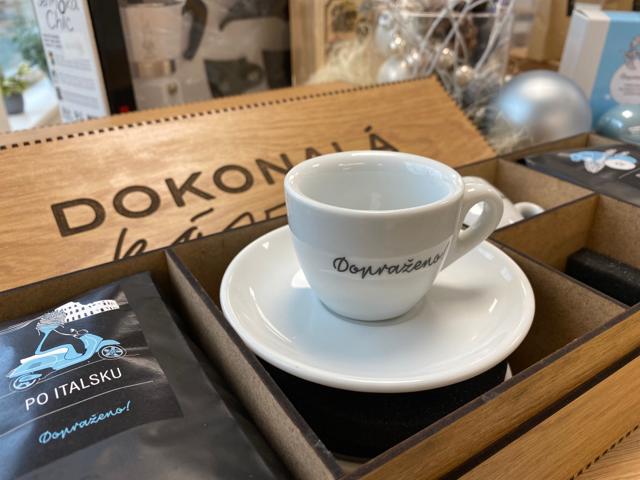 Dárkové balení kávy