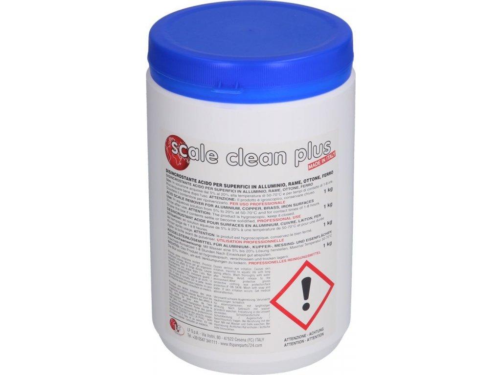 Detergent Scale Clean plus 1kg - odvápňovač