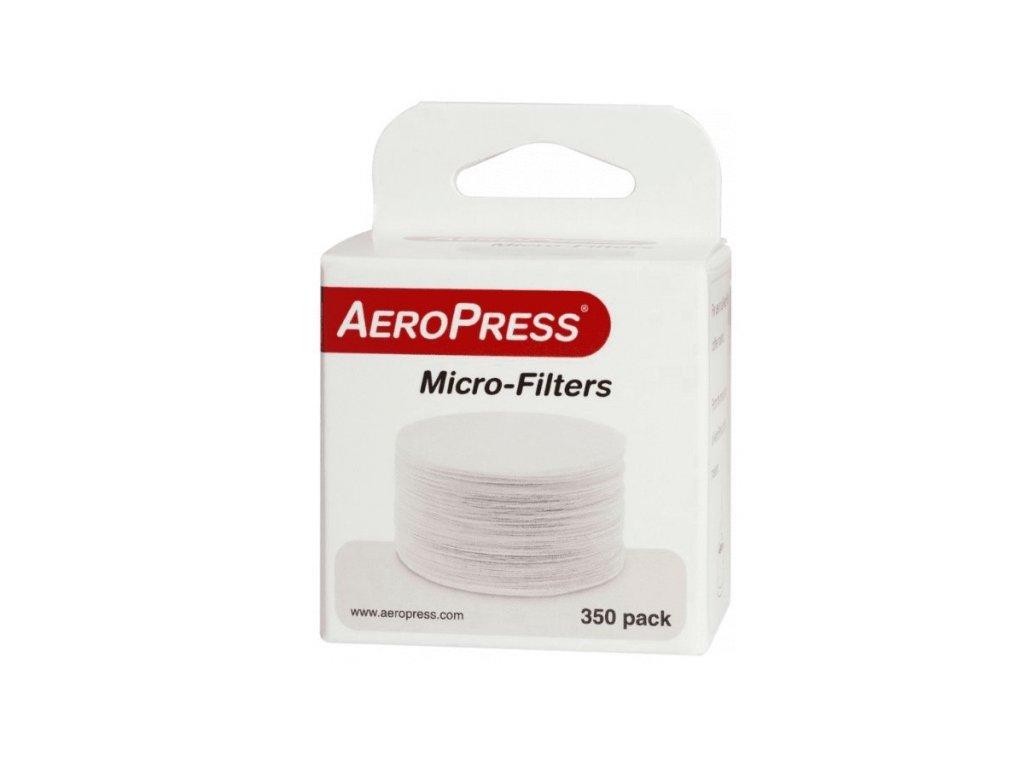 papirove filtry aeropress 350 ks