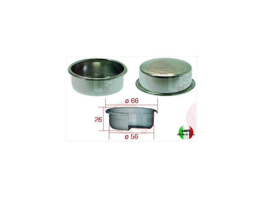 Precizní miska Dalla Corte, Gruppo Izzo, San Marco