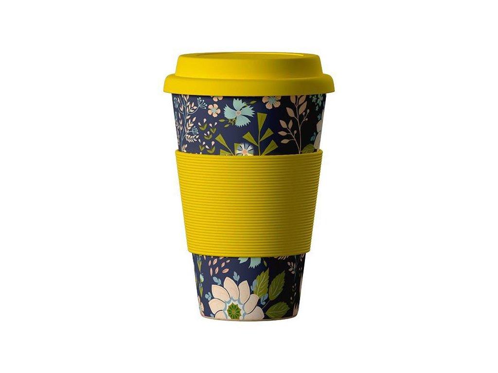 vyr 730bamboo cup flowers 400ml