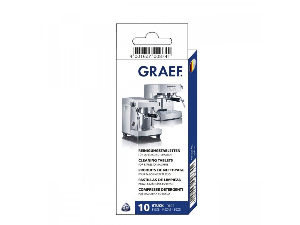 Čisticí tablety pro Graef