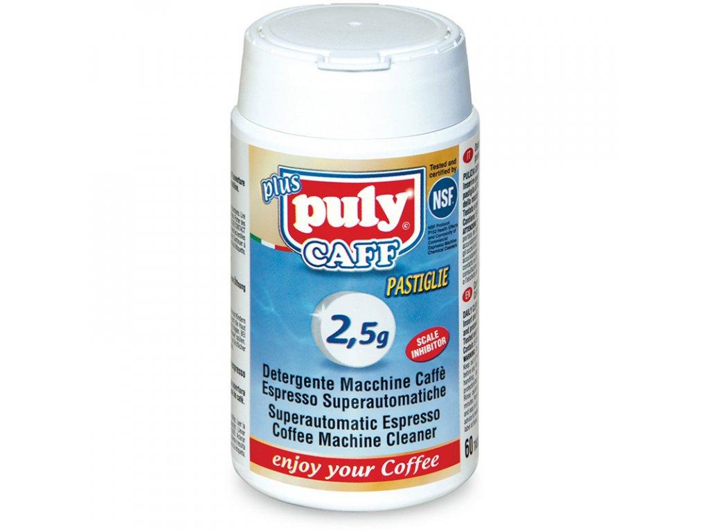 Puly Caff čisticí tablety, 60 ks, 2,5 g (16 mm)