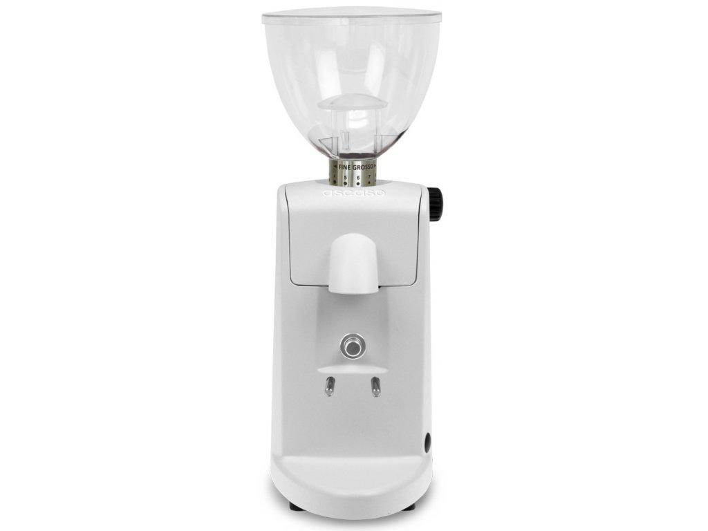 Elektrický mlýnek na kávu I-mini ASCASO bílý