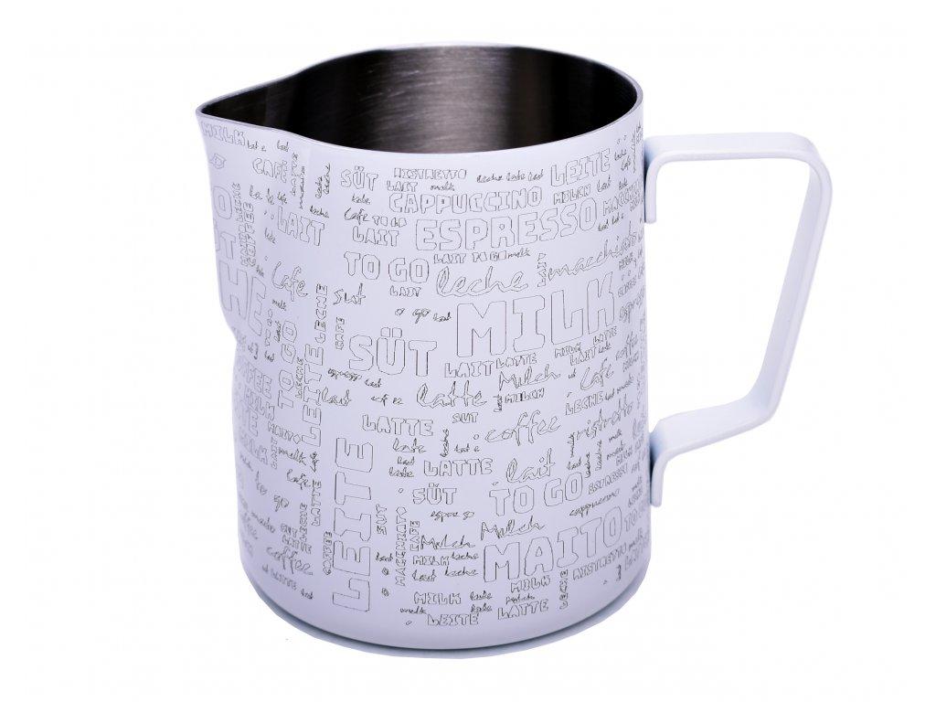 Joe Frex konvička na mléko Slovník kávy 0,35l