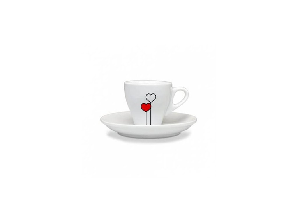 ascaso love cappuccinokopper 6 stk