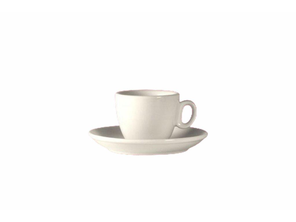 Šálek espresso Lavada bianco 60ml