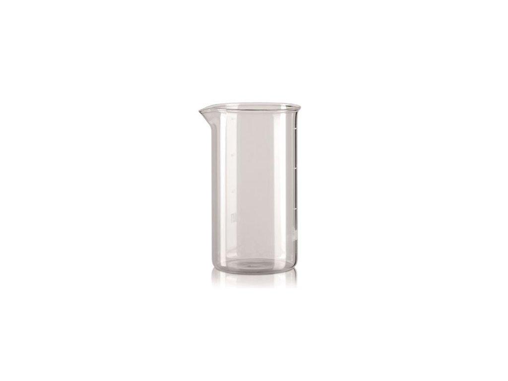 Náhradní skleněná nádoba na french press 350ml