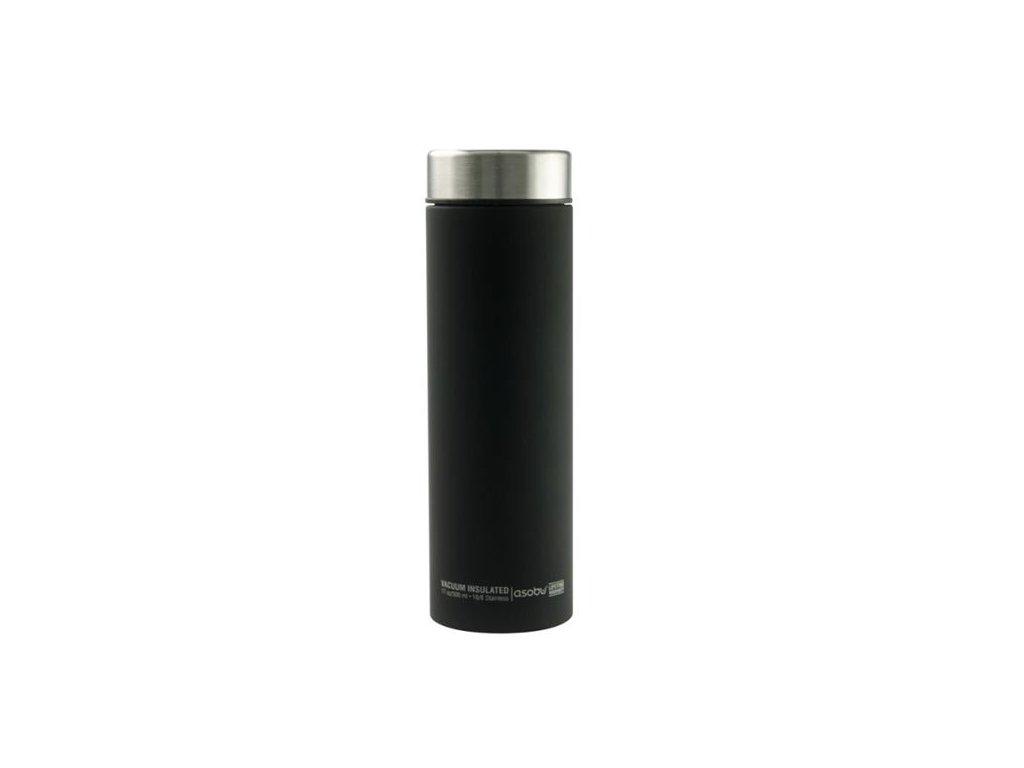 Asobu cestovní termoska Le Baton LB17 stříbrná 500 ml