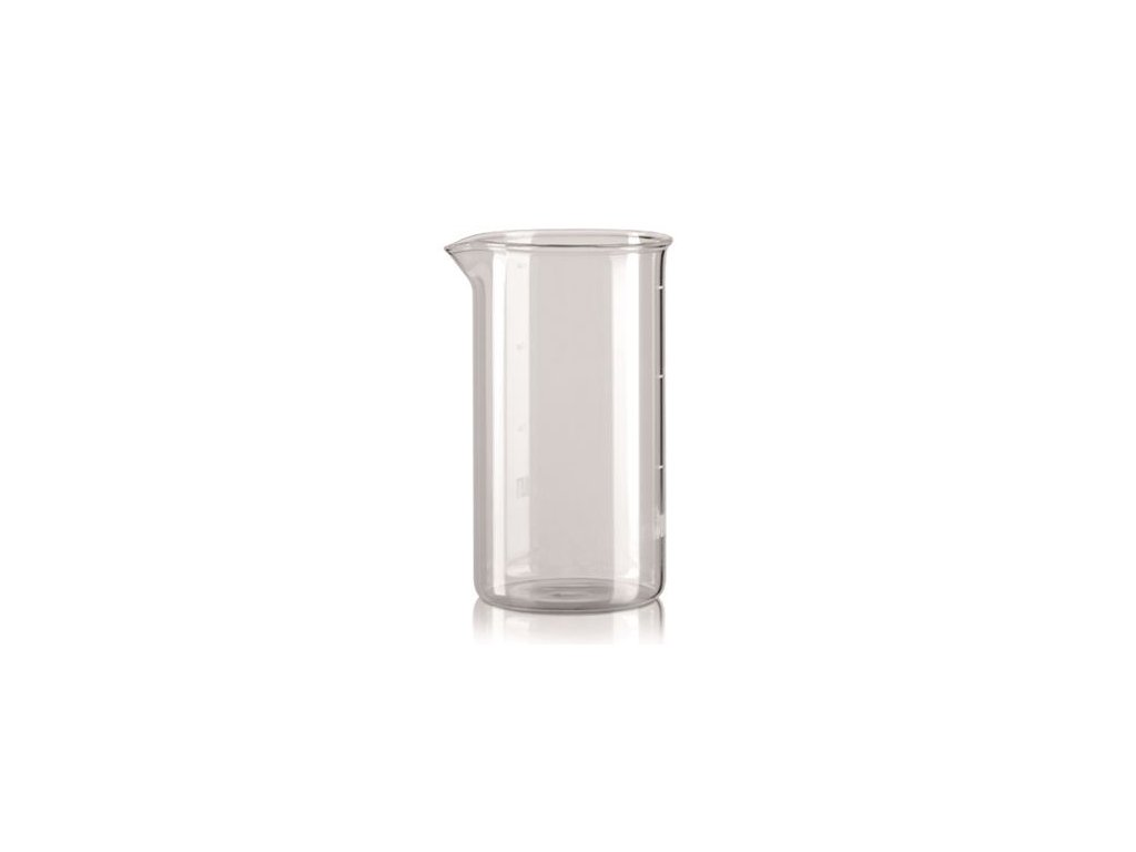 Náhradní skleněná nádoba na french press 1l