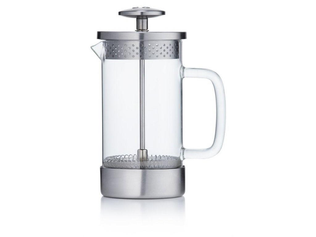 Barista & Co Core Cofee Press 8 šálků nerez