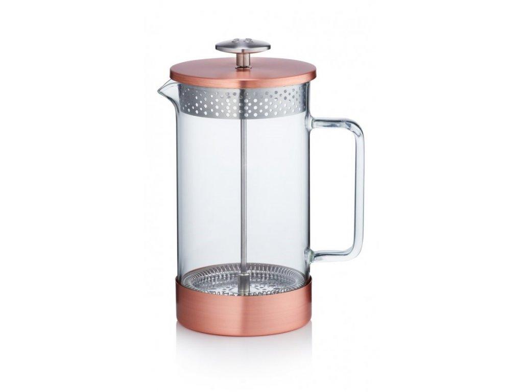 Barista & Co Core Cofee Press 8 šálků měď
