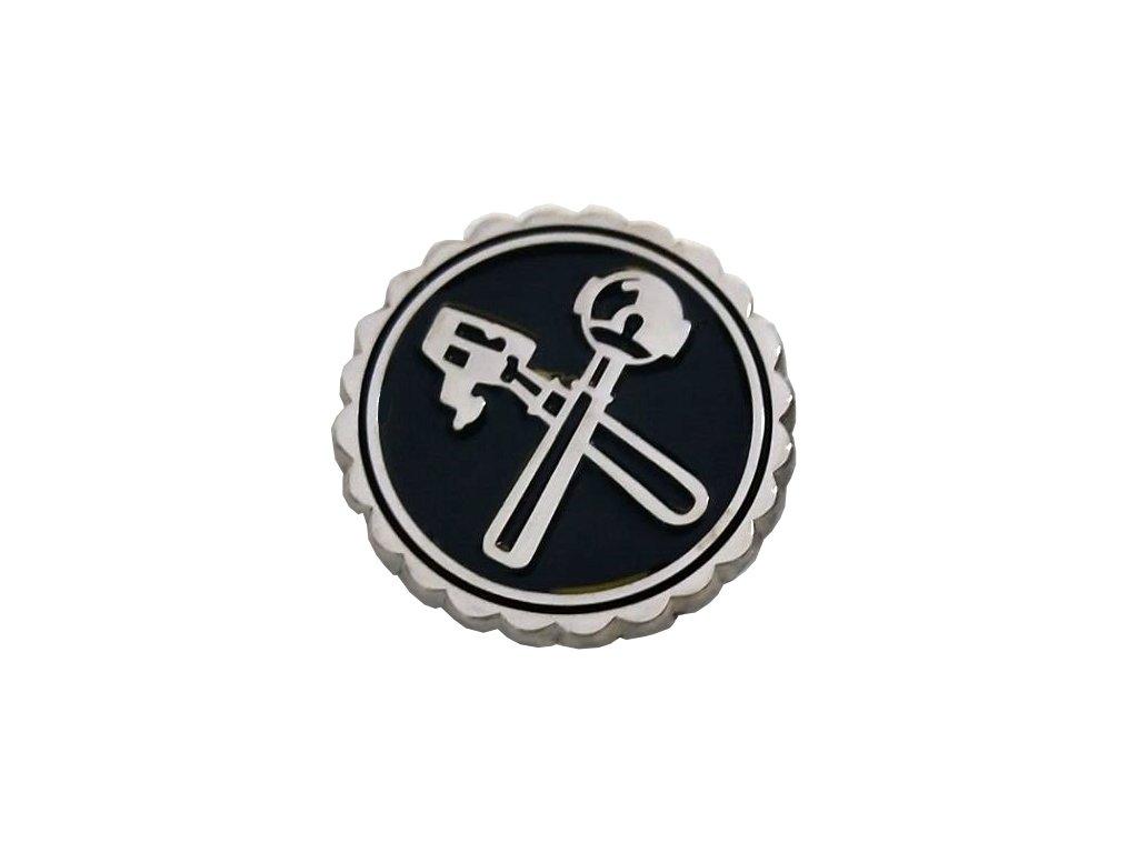 Odznak portafiltr