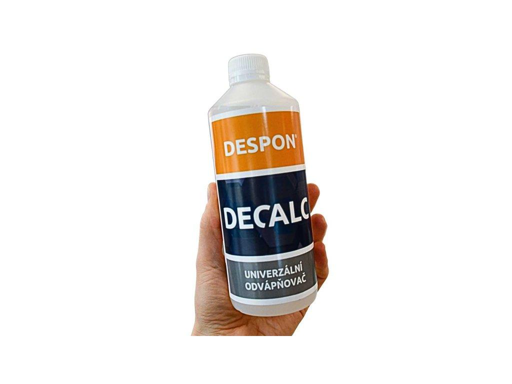 DESPON® DECALC 1000ml - univerzální odvápňovač