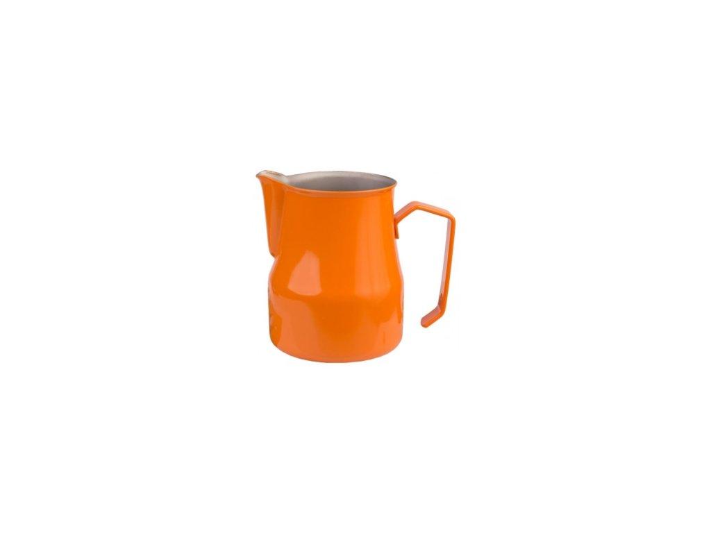 Motta konvička na mléko 0,5l oranžová