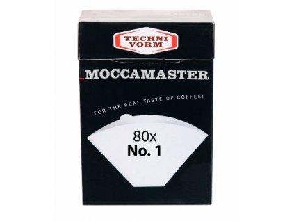 Mocca master Papírové filtry - vel. 1
