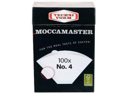 Mocca Master Papírové filtry - vel. 4