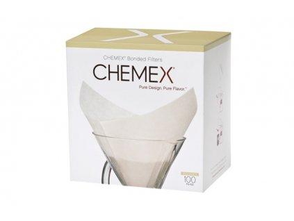 Papírové filtry pro Chemex 6-10 šálků