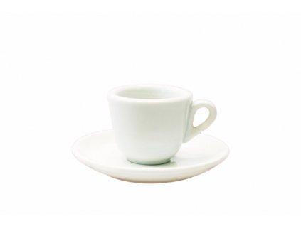 Šálek na espresso Caffè MUGHETTO bianco 70 ml