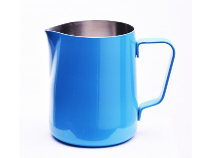 6 mk06 milk pitcher blue