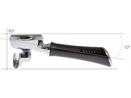 Páka Ascaso Steel a Bar dvouvýpust