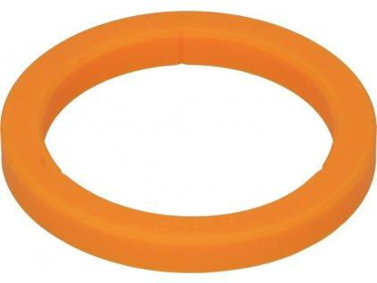Těsnění E61 silikonové oranžové