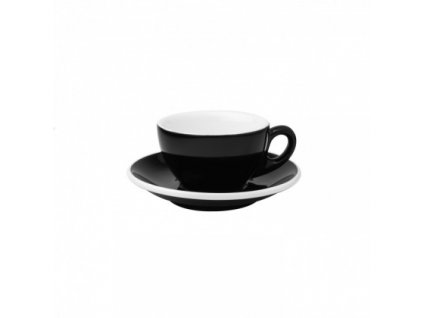 Šálek na espresso EPIC 80ml černý
