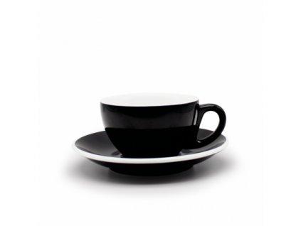 Šálek na cappuccino EPIC 230ml černý