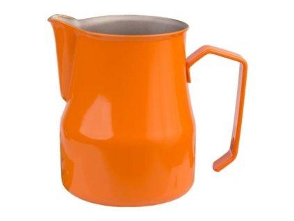 Motta konvička na mléko 0,35l oranžová