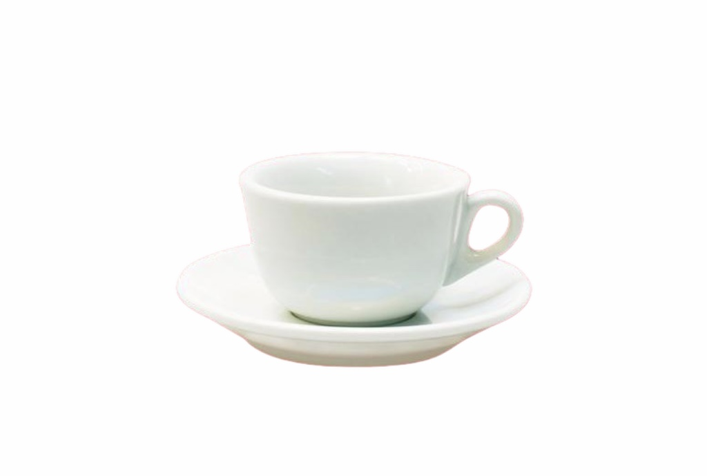Club House Šálek na cappuccino MUGHETTO bianco 150 ml
