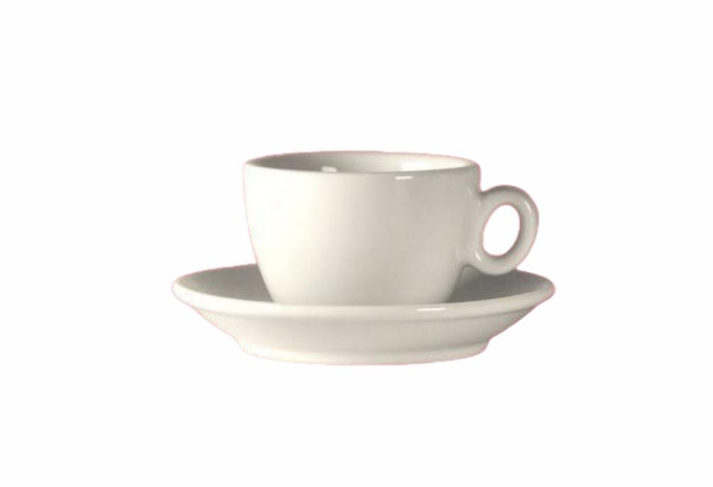 Club House Šálek na cappuccino LAVANDA bianco 150 ml