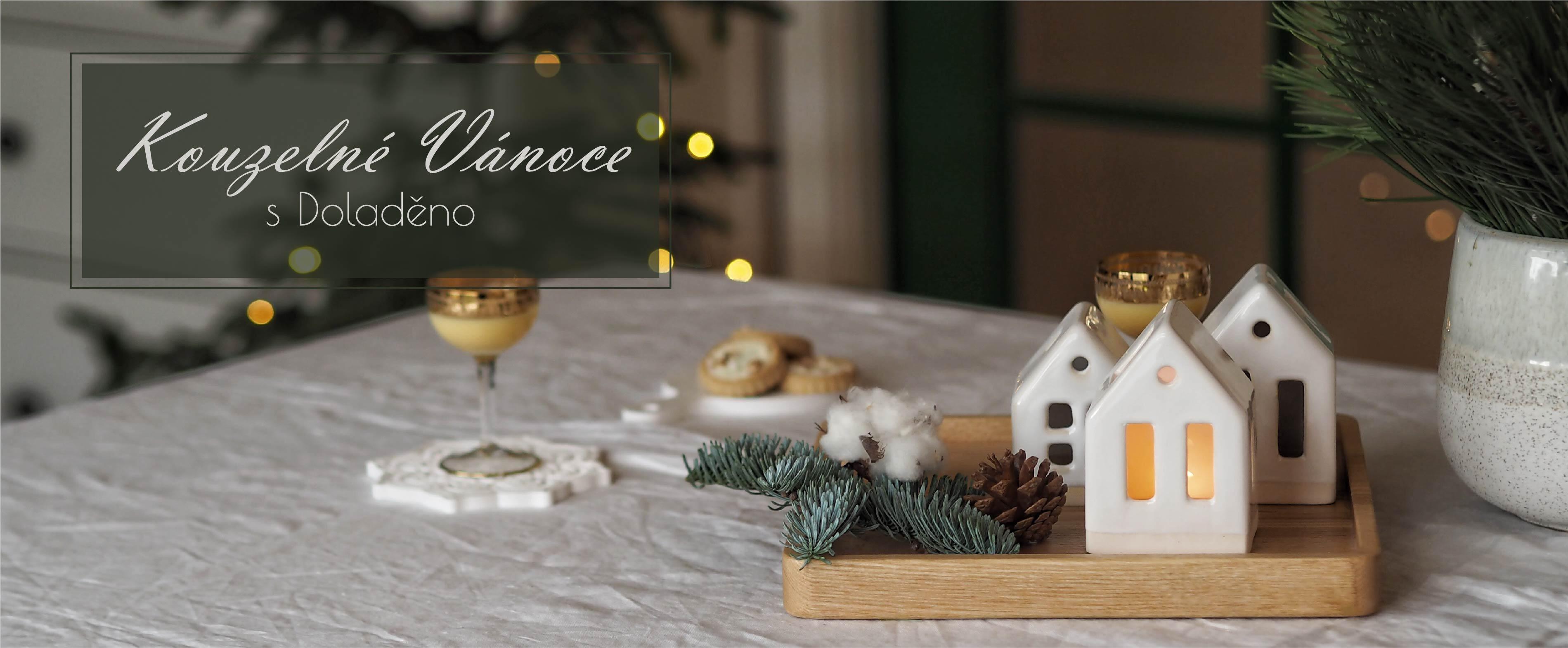 Kouzelné Vánoce s Doladěno