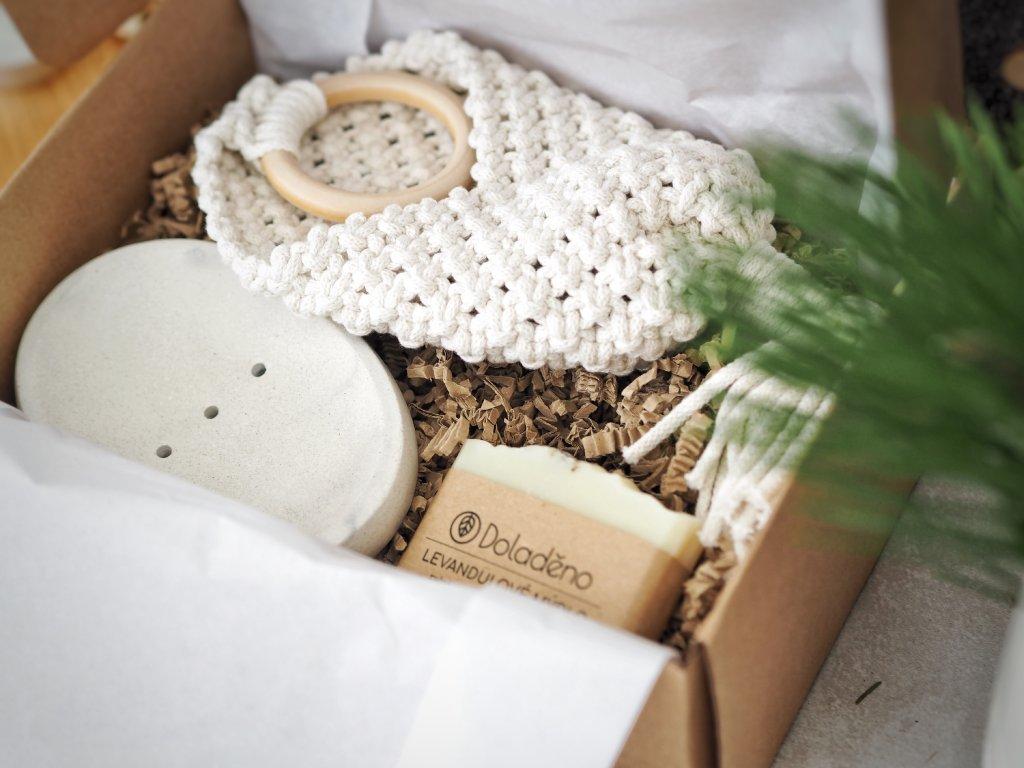 Vánoční balíček- Domácí lázně