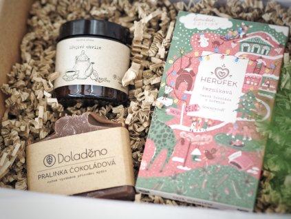 Vánoční balíček- Voňavé potěšení