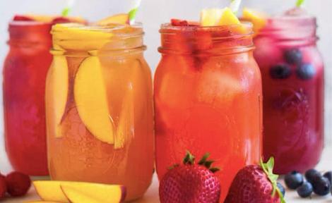 Ty nejlepší domácí limonády na letní dny