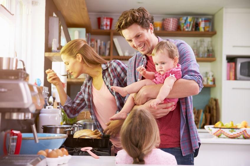 Jak na uspořádání kuchyně?
