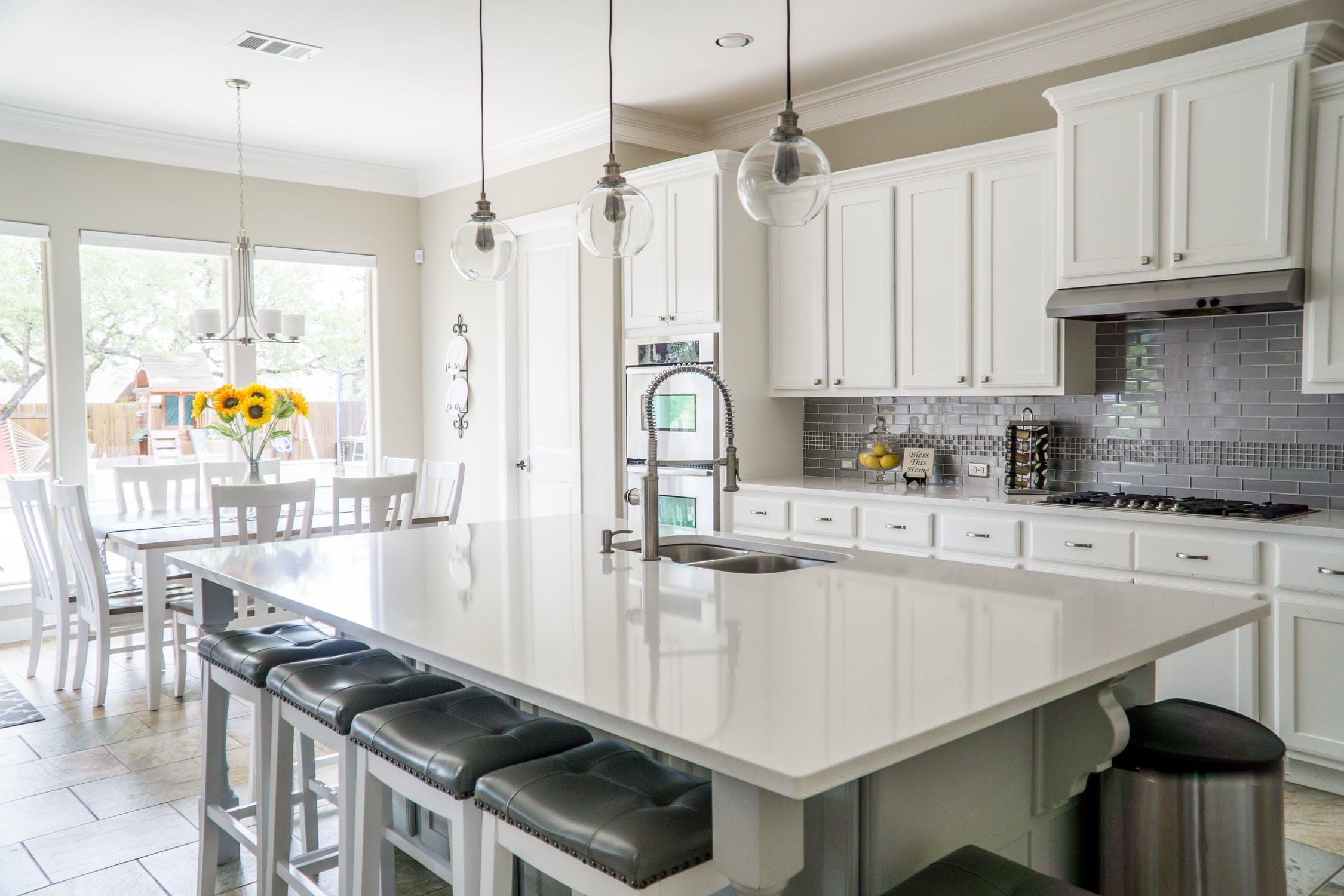 Tipy pro praktické zařízení kuchyně
