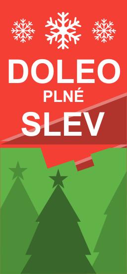 Doleo plné slev. Slevy pro všechny na Doleo.cz