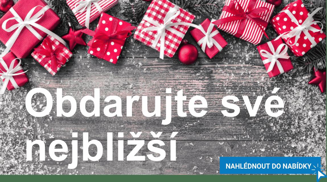 Vánoční kampaň na Doleo.cz