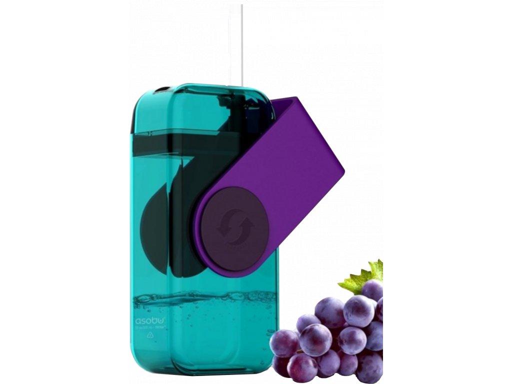 Juicy drink box JB300 290 ml fialový Doleo.cz