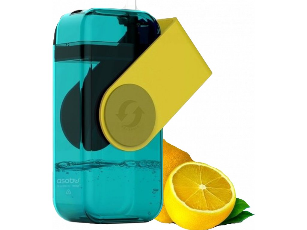 Juicy drink box JB300 290 ml žlutý Doleo.cz