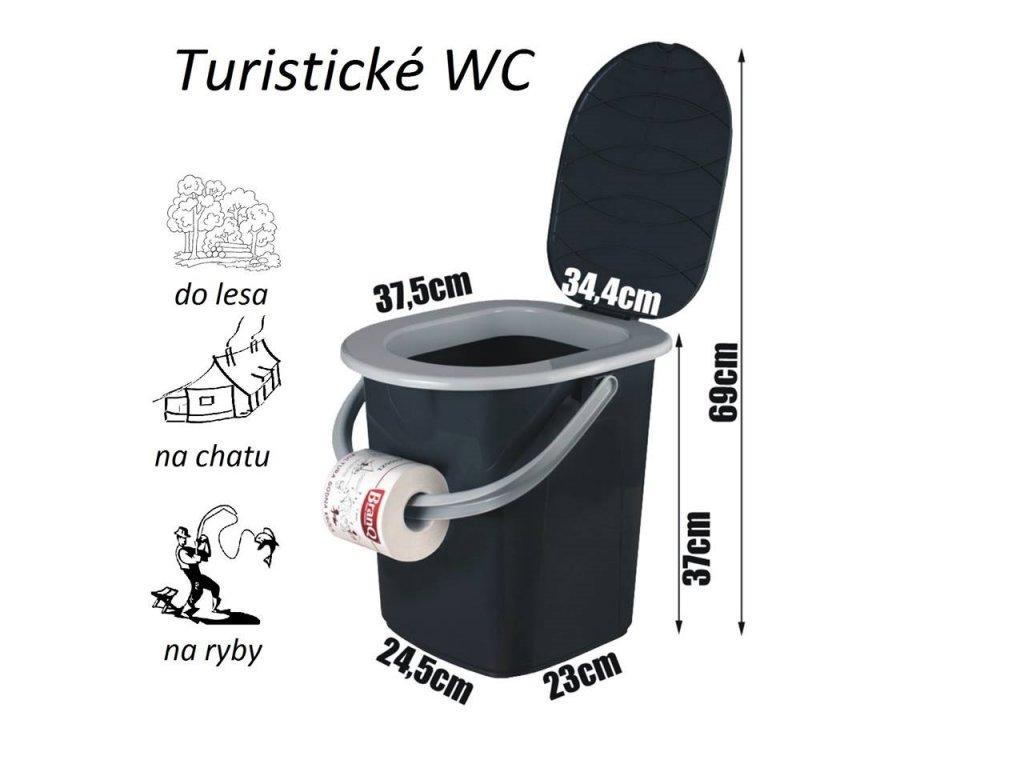 WC kbelík 22 l Doleo.cz