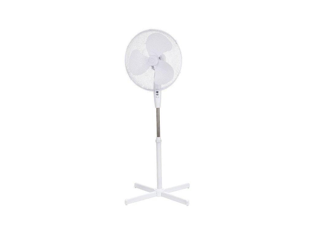 Stojánový ventilátor 40cm 40W Bílý - Doleo