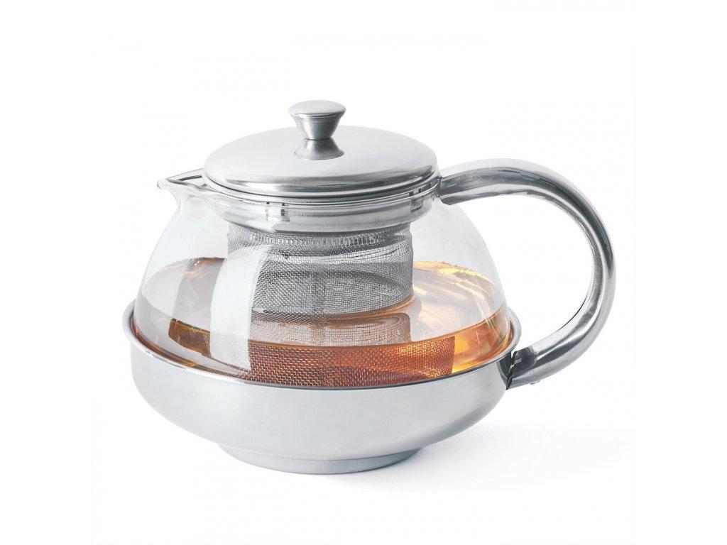 Konvice na čaj se sítkem Rosa - 0,6 L | Doleo.cz