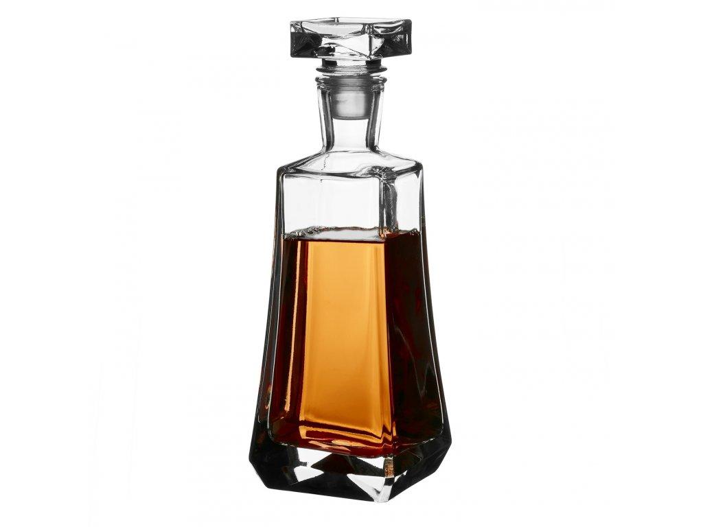 Karafa Edwanex 750 ml - zkosená | www.doleo.cz